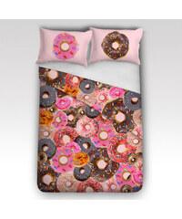 Wayfarer povlečení Pink donut růžové polyester 140x200, 70x90.