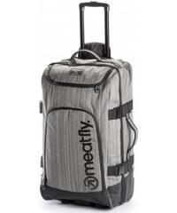 Meatfly Cestovní kufr Contin A - Heather Gray