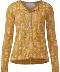 Cecil Tunikashirt im Boho Style - golden glow, Herren
