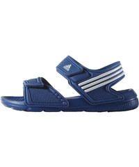 adidas Performance AKWAH 9 Badesandale blue/white
