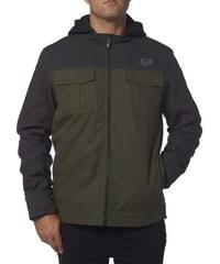 Pánská zimní bunda Fox Straightaway jacket military M