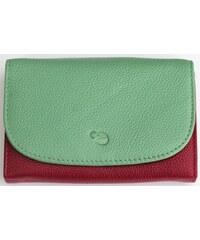 Kabelkový Slon Dámská kožená peněženka barevná 10 07