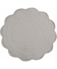 Côté Table Látkové prostírání - světle šedá 30 cm