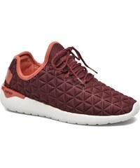 Asfvlt - Speed Socks W - Sneaker für Damen / weinrot