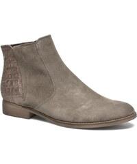 Gabor - Chloé - Stiefeletten & Boots für Damen / grau