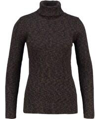 Even&Odd Pullover khaki/black