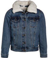 New Look 915 Generation Veste en jean mid blue