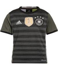 adidas Performance Nationalmannschaft dark grey heather/offwhite/base green
