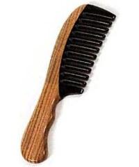 Magnum 306 Dřevěný hřeben guajakové dřevo a kosti 18 cm