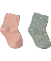 MANGO KIDS Pack 2 Paires De Chaussettes Imprimées