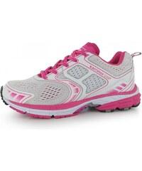 Karrimor D30 Excel Ladies Running Shoes, white/pink