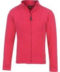 Gelert Ottawa Fleece Jacket Junior Girls, hot pink