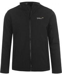 Gelert Softshell Jacket Junior, black