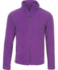 Gelert Ottawa Fleece Jacket Junior Girls, purple
