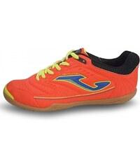 Joma Maxima Mens Indoor Football Trainers, orange/blue/smu