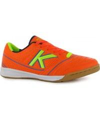 Kelme America Mens Indoor Football Trainers, orange/fluor