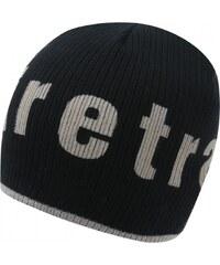 Firetrap Tip Beanie Hat Mens, black/grey