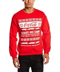 Brands In Limited Herren Sweatshirt Winter Holidays