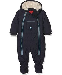 s.Oliver Baby-Jungen Schneeanzug mit Fleecefutter