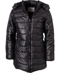 Losan Prošívaný dívčí zimní kabát s flísem