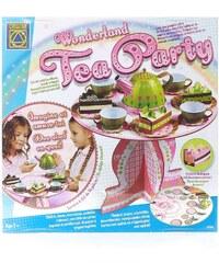 BSM Creative - Wonderland Tea Party Set - rosa