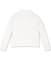 C&A Pullover in Weiss