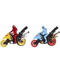 Bandai Moto cascade et figurine - Figurine - multicolore