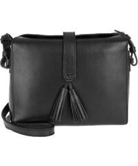 Closed Sacs à Bandoulière, Classic Shoulder Bag Tassel Black en noir