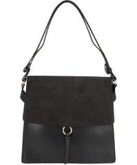 Closed Sacs portés main, Soft Square Shoulder Bag Black en noir