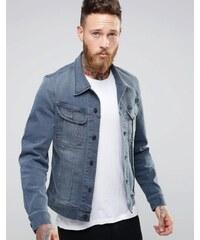 Lee - Rider - Veste ajustée en jean - Burin gris - Gris