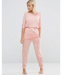 Heidi Klum Intimates Heidi Klum - Rise & Swing - Pantalon confort - Rose