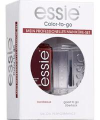 essie Coffret Bordeaux Nagellack Set 1 Stück