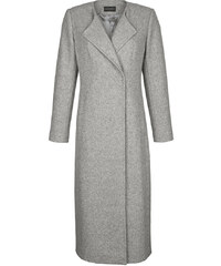 Pletený kabát AMY VERMONT kamenná melanž