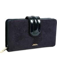 Dámská peněženka Doca 64467 - tmavě modrá