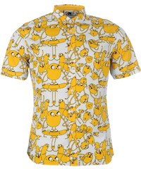 Character All Over Print Shirt Mens, adventure time