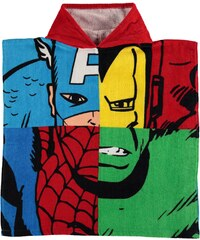 Character Towel Poncho Infant, avengers