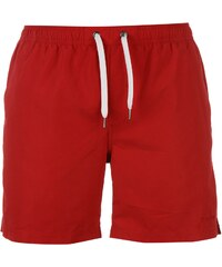 Firetrap Swim Shorts Mens, red