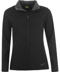 Gelert Softshell Jacket Ladies, black