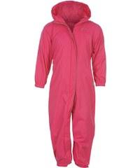 Gelert Waterproof Suit Infants, pink