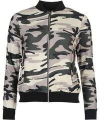 Golddigga Lightweight Bomber Jacket Ladies, camo