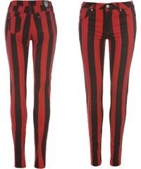 Jilted Generation Stripe Unisex, black/red