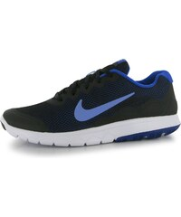 Nike Flex Experience Ladies Running Shoes, black/blue