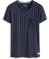 EDC By Esprit T-Shirt - marineblau