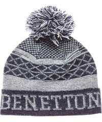 Benetton Bonnet - bleu foncé