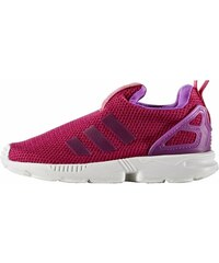 adidas Originals ZX FLUX 360 Baskets basses bold pink/white/shock purple