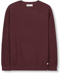 Esprit Collection Pullover - bordeauxrot