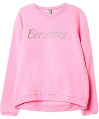 Benetton Sweat-shirt - rose