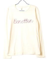 Benetton T-shirt - crème
