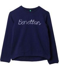 Benetton Sweat-shirt - bleu foncé