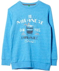 Benetton Sweat-shirt - bleu clair